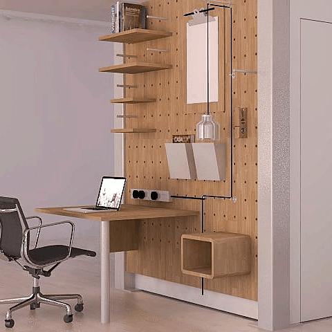 myWall-wall-desk